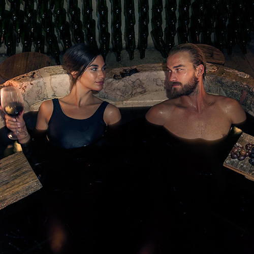 Wine & Relax as a couple